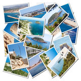 Javea Mediterranean city of Alicante Province. Spain Royalty Free Stock Photo