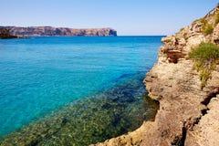 Javea Xabia e San Antonio Cape in Alicante Fotografie Stock Libere da Diritti