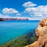 Javea Xabia e San Antonio Cape in Alicante Fotografia Stock Libera da Diritti