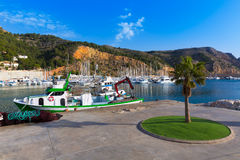 Javea Xabia marina Club Nautico in Alicante Spain Royalty Free Stock Image