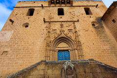 Javea Xabia Sant Bertomeu church Alicante Spain Stock Photography