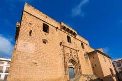 Javea Xabia Sant Bertomeu church Alicante Spain Stock Photos