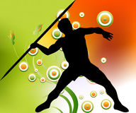 Javelin Royalty Free Stock Photography