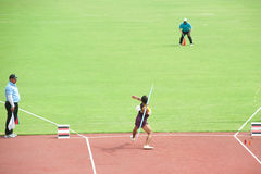 Javelin Throw. Stock Images
