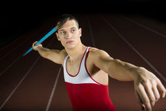 Javelin Thrower Stock Images