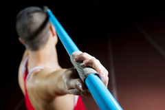 Javelin Thrower Stock Photography