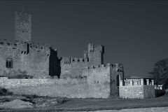 Javier´s Castle Stock Photos