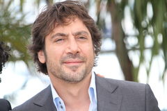 Javier Bardem Stock Photo