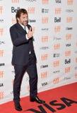 Javier Bardem sur le tapis rouge photos stock