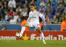 Javier Chicharito Hernandez of Real Madrid Stock Photography