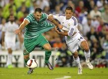 Javier Chicharito Hernandez of Real Madrid Stock Photography