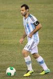Javier Mascherano Royalty-vrije Stock Afbeelding