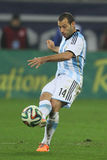 Javier Mascherano Royalty Free Stock Images