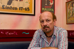javier ruibal piosenkarza spanish obrazy royalty free