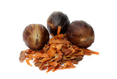 Javitri Spice with nutmeg Stock Photo