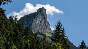 Javorova Valley in Tatry Mountains Royalty Free Stock Photos