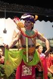 Jawańczyka Gambyong taniec Zdjęcia Royalty Free