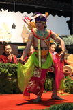 Jawańczyka Gambyong taniec Obrazy Royalty Free