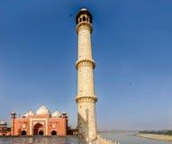 Jawab mahal taj Агра, Уттар-Прадеш стоковое изображение rf