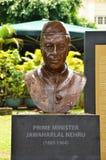 Jawaharlal Nehru Imagens de Stock Royalty Free