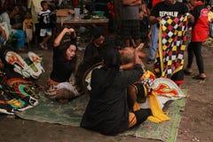 JAWAJSKA kultura obraz royalty free