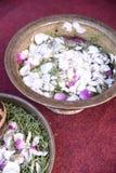 Jawajski ślubny korowód Zdjęcia Royalty Free