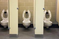 jawna toaleta Zdjęcia Royalty Free