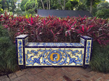 Jawnego parka los angeles Estancia w Caracas, Wenezuela fotografia stock