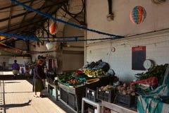 Jawny rynek, Mercado robi Bolhao, Porto fotografia stock