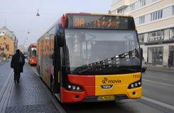 JAWNY TRANPORT system Obrazy Stock