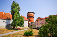 Jawor town in Poland Stock Photography