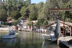 Jaws at Universal Studios Hollywood Stock Photography