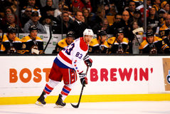 Jay Beagle Washington Capitals Royalty Free Stock Photos
