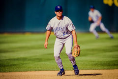 Jay Bell Kansas City Royals Stock Photography