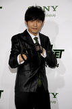 Jay Chou. At the Los Angeles premiere of 'The Green Hornet' held at the Grauman's Chinese Theatre in Hollywood on January 10, 2010 Stock Photos