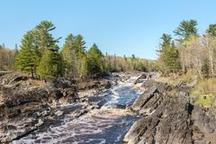 Jay Cooke State Park Royalty Free Stock Images