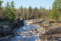 Jay Cooke State Park Royalty Free Stock Photography