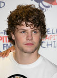 Jay McGuiness. From The Wanted arriving for the Capital Summertime Ball, Wembley Stadium, London. 12/06/2011  Picture by: Alexandra Glen / Featureflash Royalty Free Stock Photo