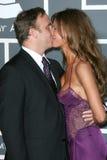 Jay Mohr, Nikki Cox Royalty Free Stock Photos
