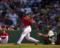 Jay Peyton, Boston Rode Sox Royalty-vrije Stock Fotografie