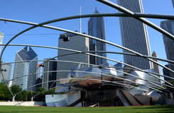Jay Pritzker Pavilion, Chicago Royalty Free Stock Image