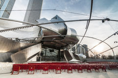 Jay Pritzker Pavillion Chicago