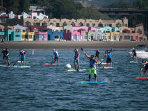Jay Race 2015 Capitola California Stock Photography