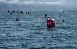 Jay Race 2015 Capitola California Stock Image