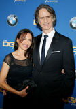 Jay Roach and Susanna Hoffs Royalty Free Stock Photo