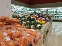 Jaya Grocer Store nova na Dinamarca: homens USJ imagens de stock royalty free