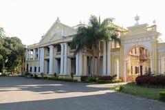 Jayalakshmi Vilas Palace Main Entrance fotografia stock