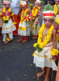Jayanthi Sri Krishna Feier lizenzfreies stockfoto