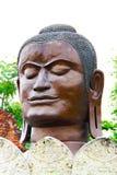 Jayavarman 7 buddha Stock Photo