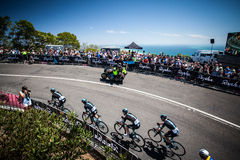 Jayco Herald Sun Tour 2016 - Stage 4 Royalty Free Stock Photo